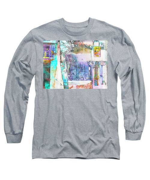 Long Sleeve T-Shirt featuring the photograph Performance Arts by Susan Stone