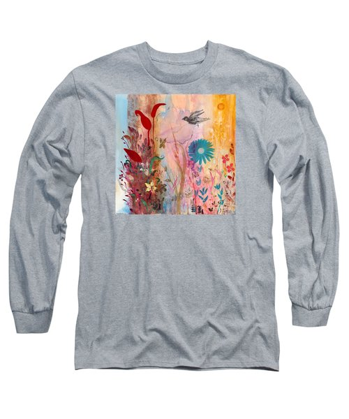 Persephone's Splendor Long Sleeve T-Shirt