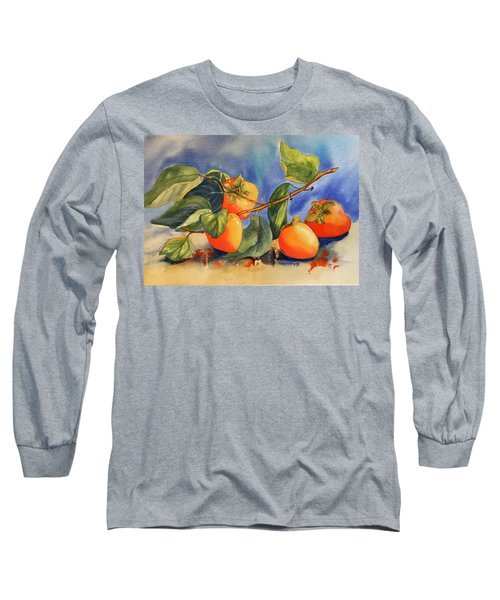 Persimmons Long Sleeve T-Shirt