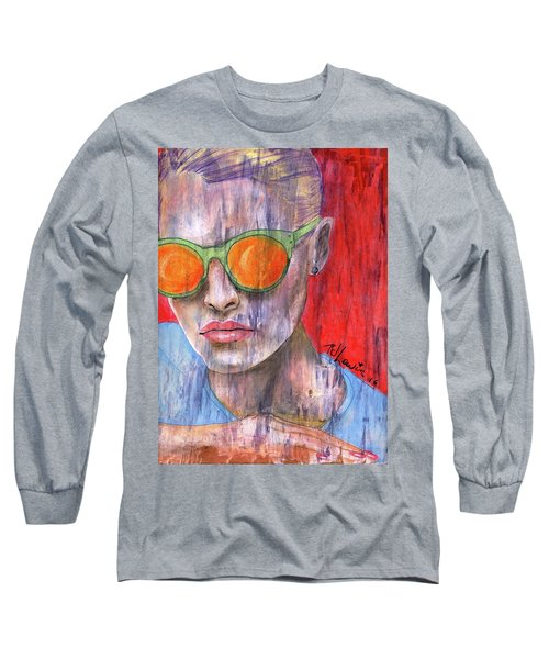 Peta Long Sleeve T-Shirt by P J Lewis