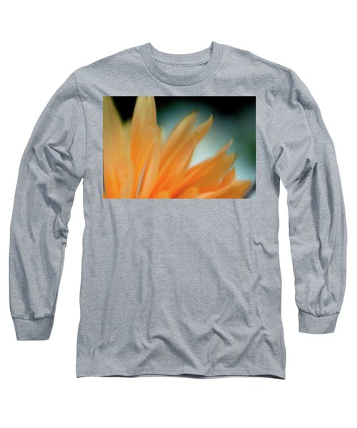 Long Sleeve T-Shirt featuring the photograph Petal Disaray by Greg Nyquist
