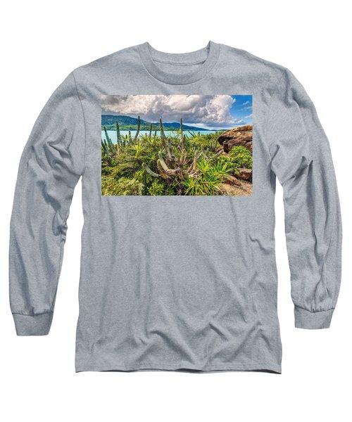 Peterborg Cactus Long Sleeve T-Shirt