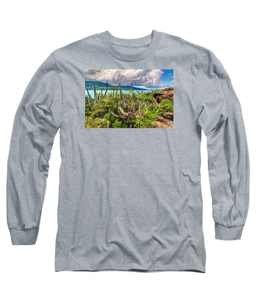 Peterborg Cactus Long Sleeve T-Shirt
