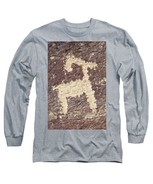 Petroglyph - Fremont Indian Long Sleeve T-Shirt