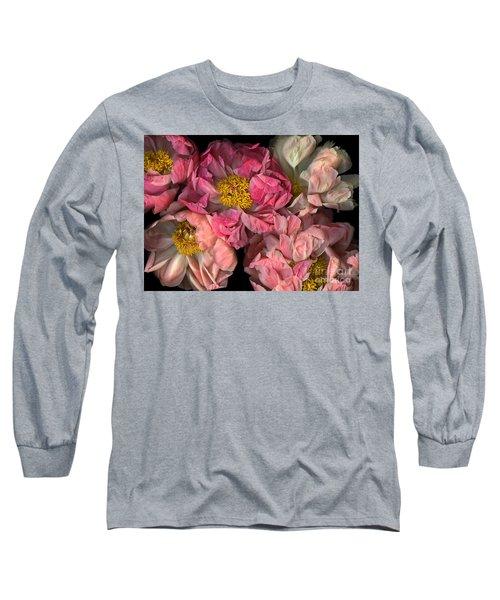 Petticoats Long Sleeve T-Shirt by Christian Slanec