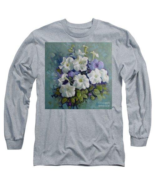 Petunias Symphony Long Sleeve T-Shirt