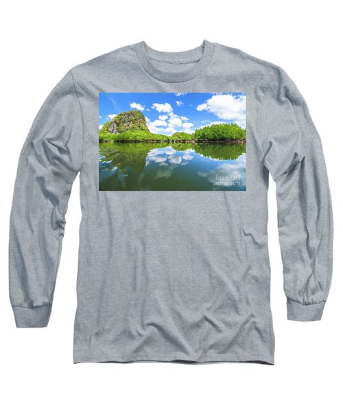 Phang Nga Bay Long Sleeve T-Shirt