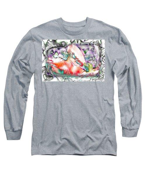 Phantom Quantom Thing.... Long Sleeve T-Shirt