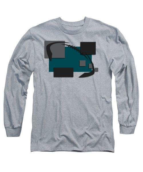 Philadelphia Eagles Abstract Shirt Long Sleeve T-Shirt