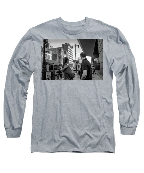 Philadelphia Street Photography - Dsc00248 Long Sleeve T-Shirt