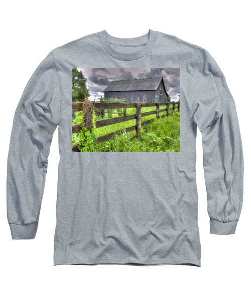 Phillip's Barn #4 Long Sleeve T-Shirt