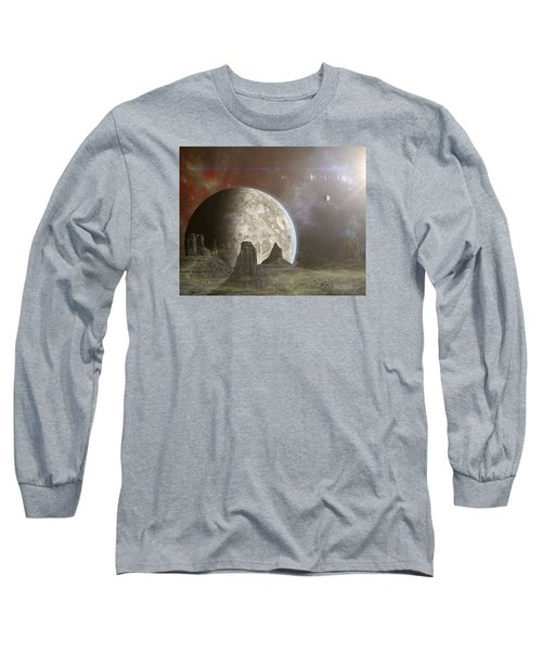 Phobos Long Sleeve T-Shirt
