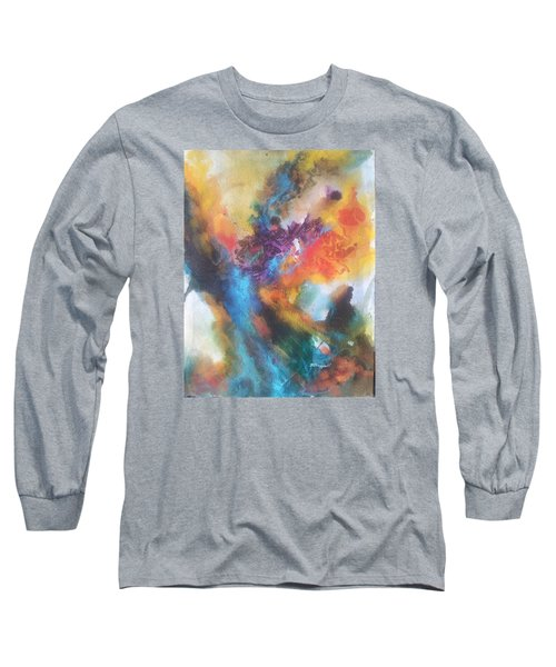 Phoenix Long Sleeve T-Shirt by Becky Chappell