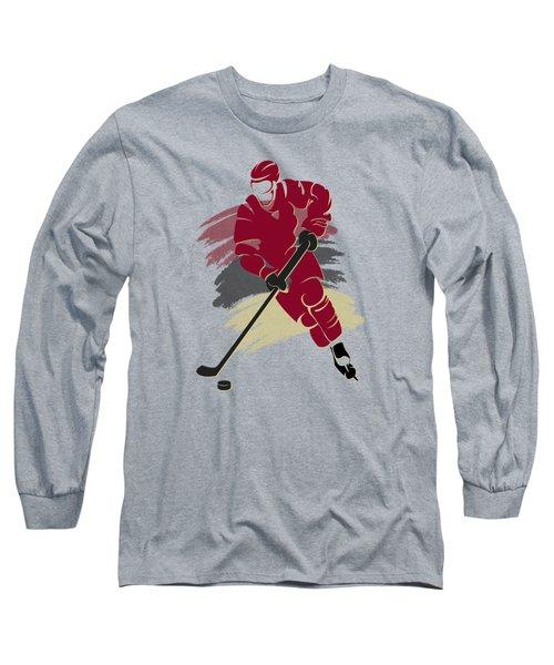 Phoenix Coyotes Player Shirt Long Sleeve T-Shirt
