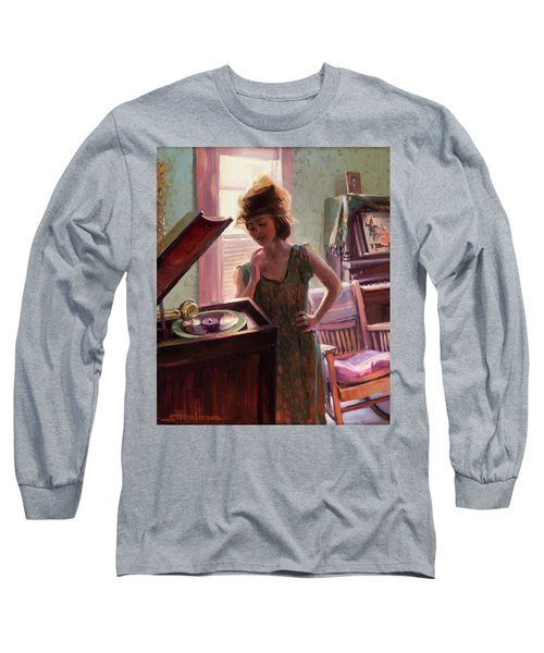 Phonograph Days Long Sleeve T-Shirt