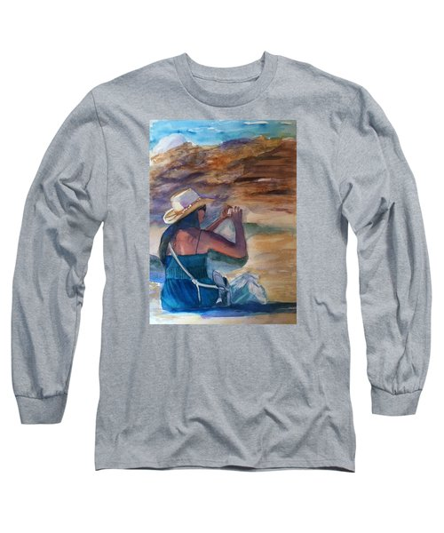Photo Shoot Long Sleeve T-Shirt