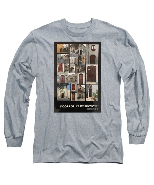 Long Sleeve T-Shirt featuring the photograph Photograph by Lucia Grilletto