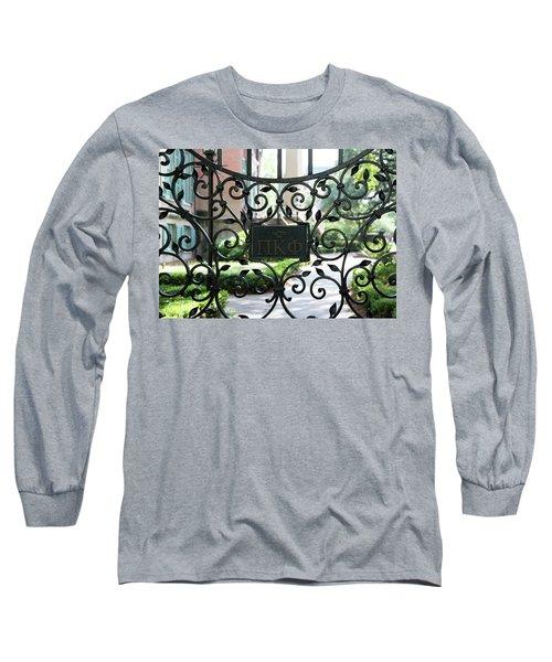 Pi Kappa Phi Gate Long Sleeve T-Shirt by Ed Waldrop