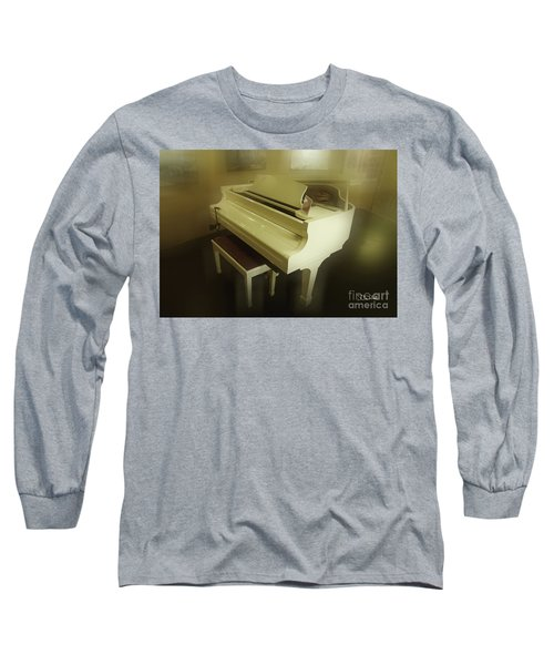 Piano Dream Long Sleeve T-Shirt