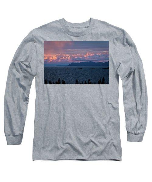 Pic Island Long Sleeve T-Shirt