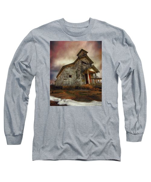 Picher Christian Church Long Sleeve T-Shirt