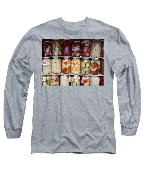Pickles Anyone?  Long Sleeve T-Shirt