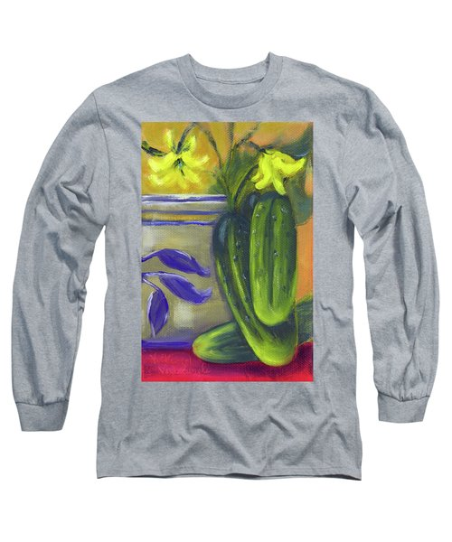Pickling Cucumbers  Long Sleeve T-Shirt