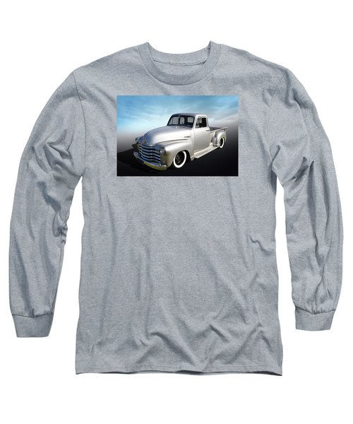 Long Sleeve T-Shirt featuring the photograph Pickup Truck by Keith Hawley