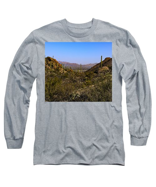 Picture Rocks 24 Long Sleeve T-Shirt