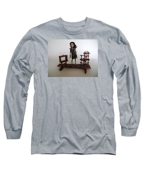 Pictures Of You Long Sleeve T-Shirt