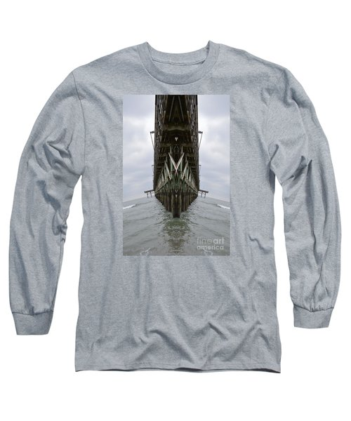 Pier Three Long Sleeve T-Shirt
