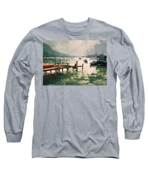 Pier Long Sleeve T-Shirt