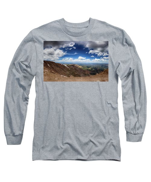 Pikes Peak Storm Long Sleeve T-Shirt