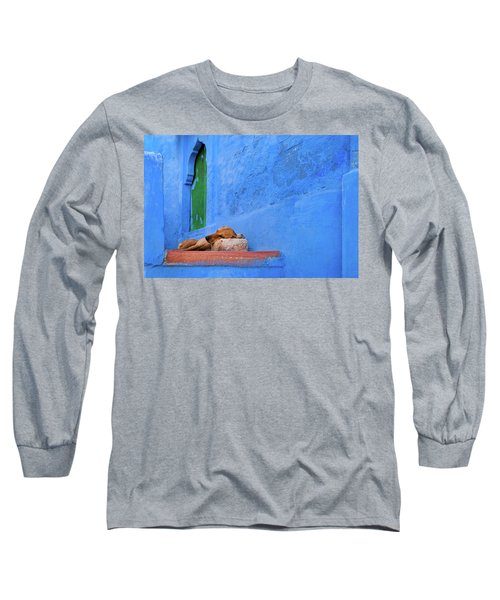 Pillow Long Sleeve T-Shirt