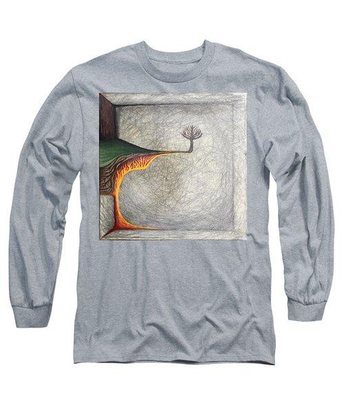 Pillow Long Sleeve T-Shirt by Steve  Hester