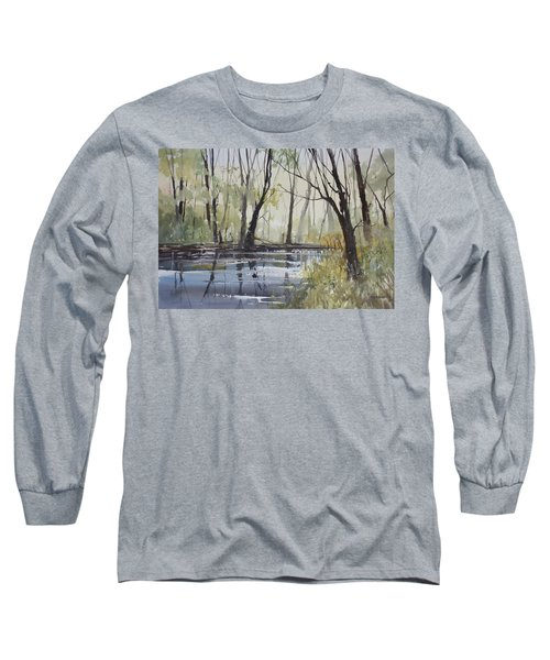 Pine River Reflections Long Sleeve T-Shirt