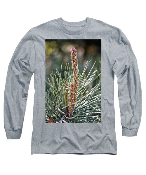 Pine Shoots Long Sleeve T-Shirt