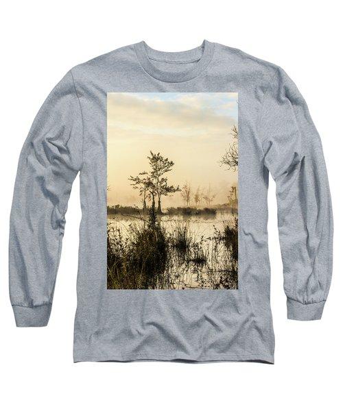 Pinelands - Mullica River Long Sleeve T-Shirt
