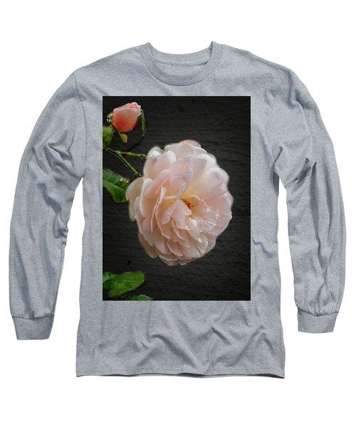 Pink A8 Long Sleeve T-Shirt