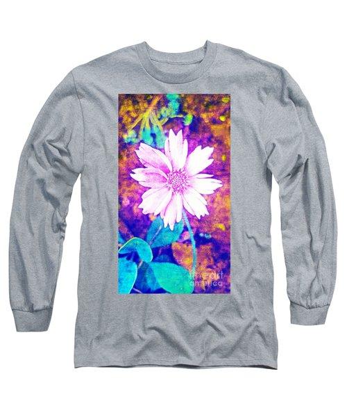 Pink Bloom Long Sleeve T-Shirt