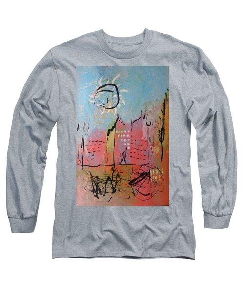 Pink City Long Sleeve T-Shirt