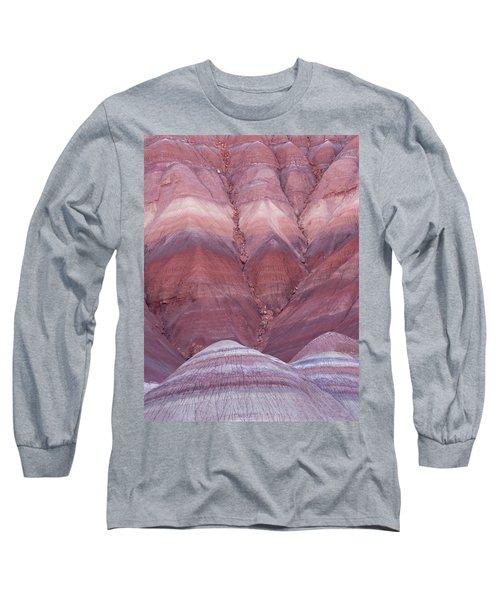 Pink Hills Long Sleeve T-Shirt