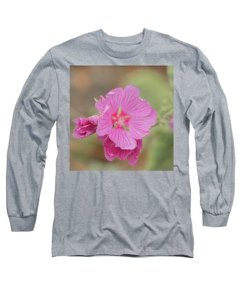 Pink In The Wild Long Sleeve T-Shirt