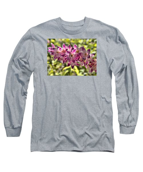 Pink Ladies In Spring Glory Long Sleeve T-Shirt