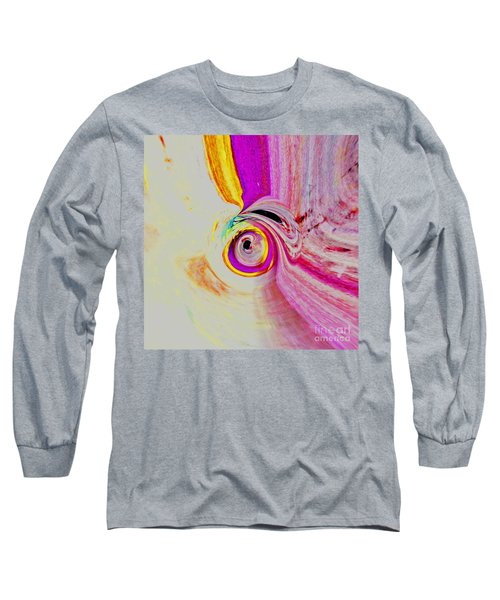 Pink Paradise Long Sleeve T-Shirt