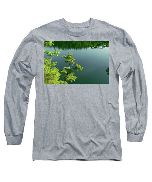Pink Pine Long Sleeve T-Shirt