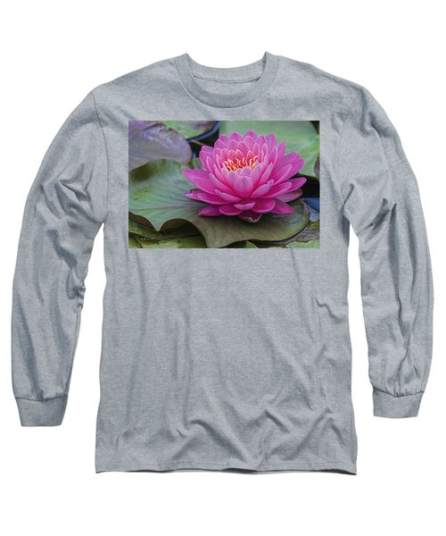 Pink Surprise Long Sleeve T-Shirt