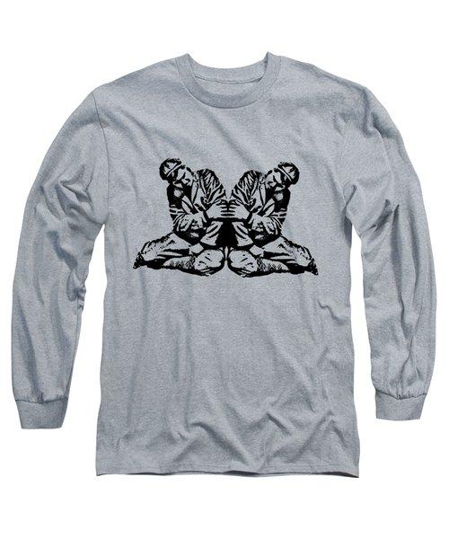 Pinky Swear Graphic Long Sleeve T-Shirt