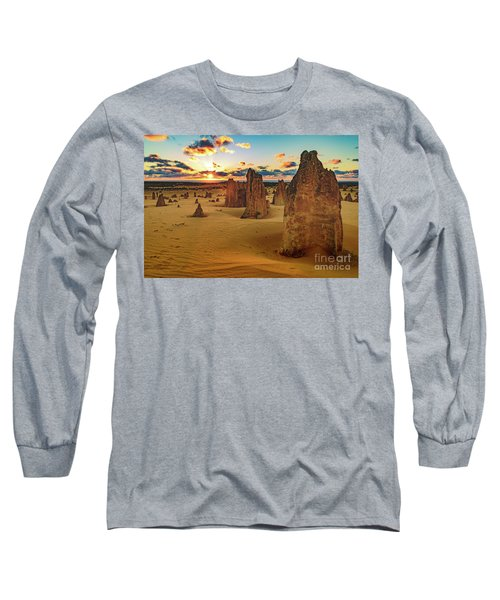 Pinnacles 8 Long Sleeve T-Shirt