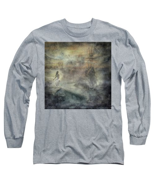 Pirates Cove Long Sleeve T-Shirt